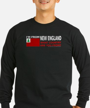 I'm From New England T