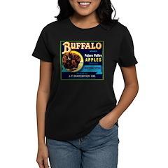 Buffalo Pajaro Women's Dark T-Shirt