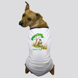 Mother's Day Hawks Dog T-Shirt