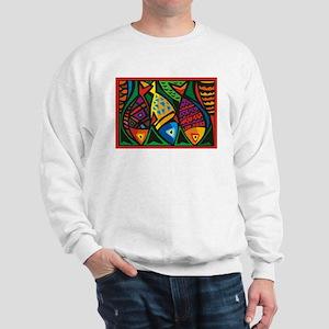 Stop Light Fish Sweatshirt