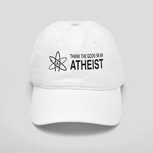 THANK THE GODS I'M ATHEIST Cap