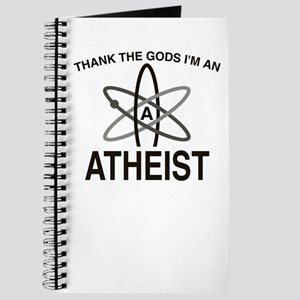 THANK THE GODS I'M ATHEIST Journal