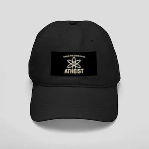 THANK THE GODS I'M ATHEIST Black Cap
