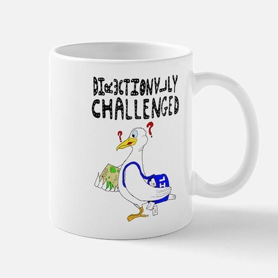 Lost Homing Pigeon Mug