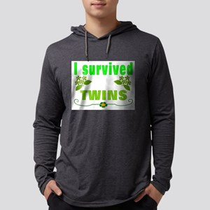 I survived twins Long Sleeve T-Shirt