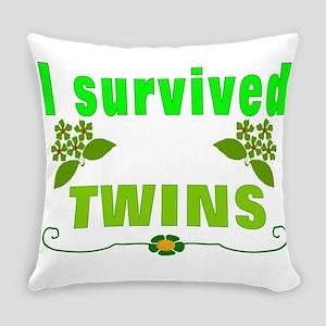 Twins survivor Everyday Pillow