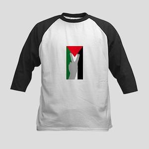 Palestine Peace Islamic Flag - All Baseball Jersey