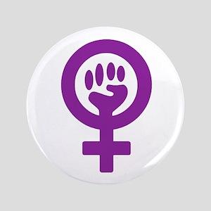 "Femifist 3.5"" Button"
