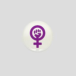 Femifist Mini Button