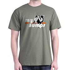 My Humps Dark T-Shirt