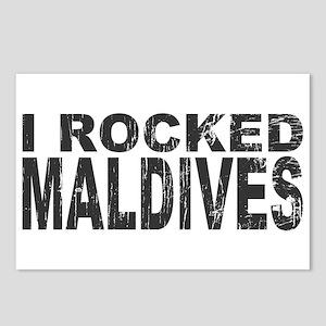 I Rocked Maldives Postcards (Package of 8)