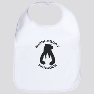Middlebury College Snow Bowl - Hancock Baby Bib