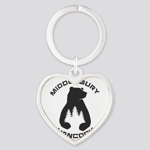 Middlebury College Snow Bowl - Hancock Keychains