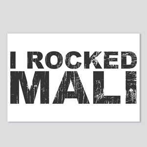 I Rocked Mali Postcards (Package of 8)