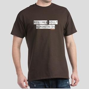 Requires Dark T-Shirt