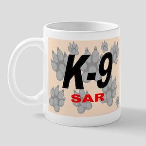 K9 SAR Mug