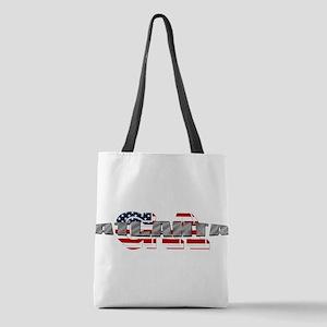 Atlanta GA Polyester Tote Bag