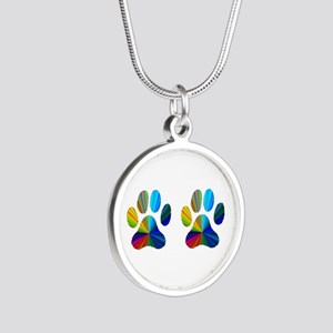 2 paws Necklaces