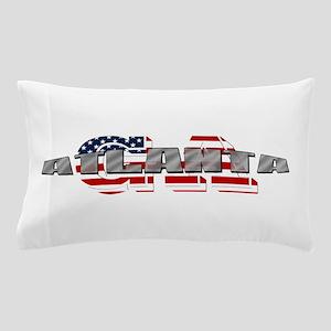 Atlanta GA Pillow Case