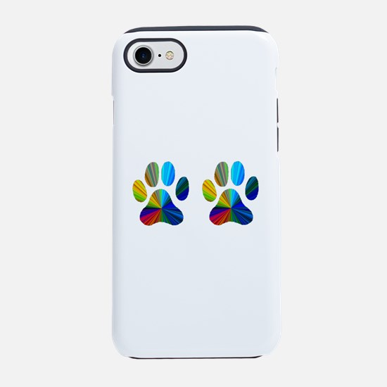 2 paws.png iPhone 8/7 Tough Case
