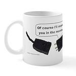 pin_connectors_2_black Mugs