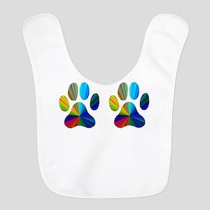 2 paws Polyester Baby Bib