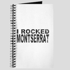 I Rocked Montserrat Journal