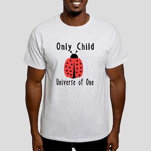 Only Child - Ladybug Light T-Shirt