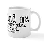 Novel Research Mug
