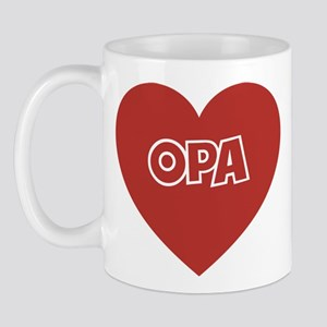 Love Opa Mug