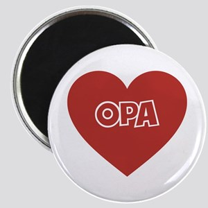 Love Opa Magnet