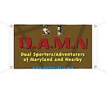 DAMN Event Banner