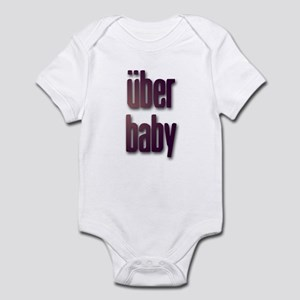 Uber Baby Infant Bodysuit