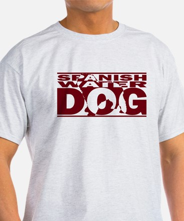 Hidden Spanish Water Dog T-Shirt