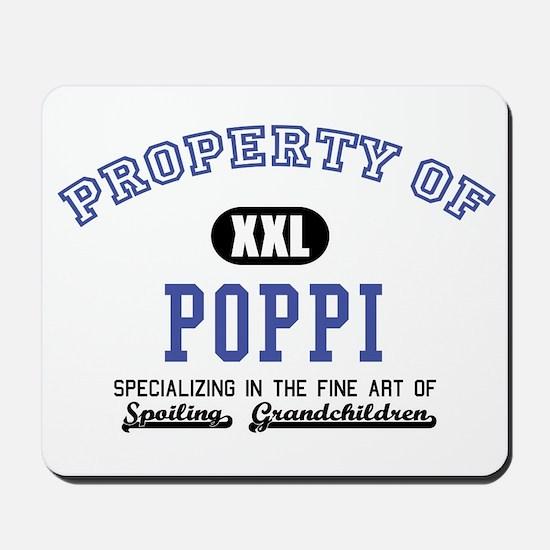 Property of Poppi Mousepad