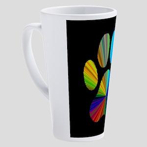 better pawprint 17 oz Latte Mug