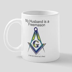 Think Free! Mug