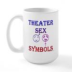 sex_symbols_white Mugs