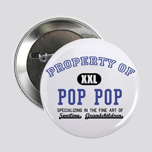 "Property of Pop Pop 2.25"" Button"