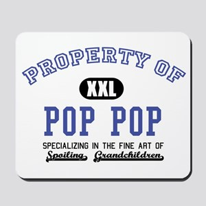 Property of Pop Pop Mousepad
