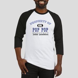 Property of Pop Pop Baseball Jersey