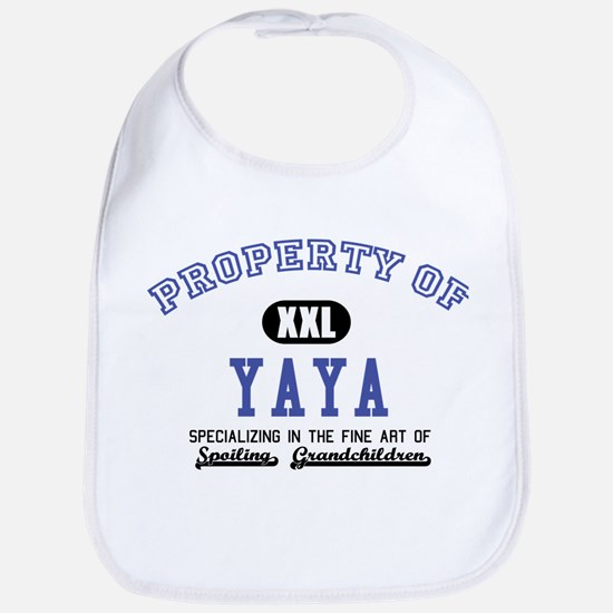 Property of YaYa Bib