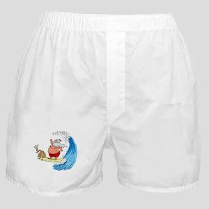 SaNtA aNd RuDoLf Boxer Shorts