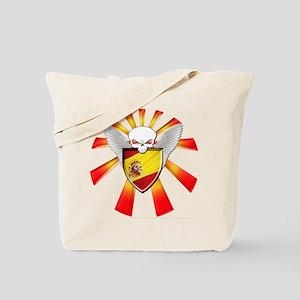 Spanish Defender Tote Bag