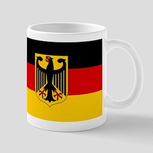 German Eagle Flag 11 oz Ceramic Mug