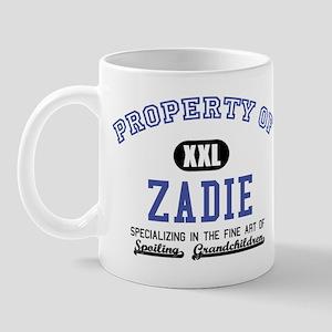 Property of Zadie Mug