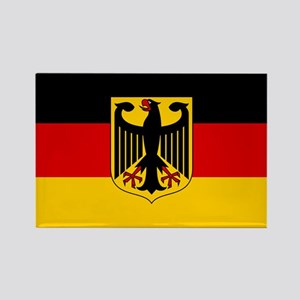 German Eagle Flag Magnets