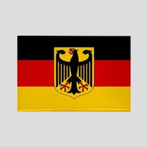 German Eagle Flag Magnets
