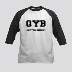 QYB - QUIT YOUR BITCHIN! Baseball Jersey