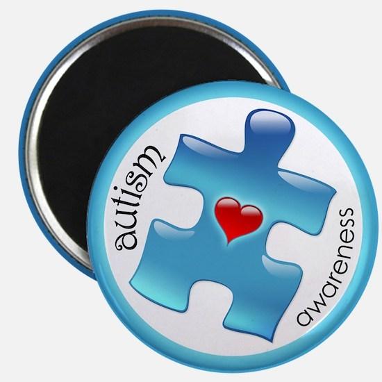 Autism Awareness (B2b) Magnet